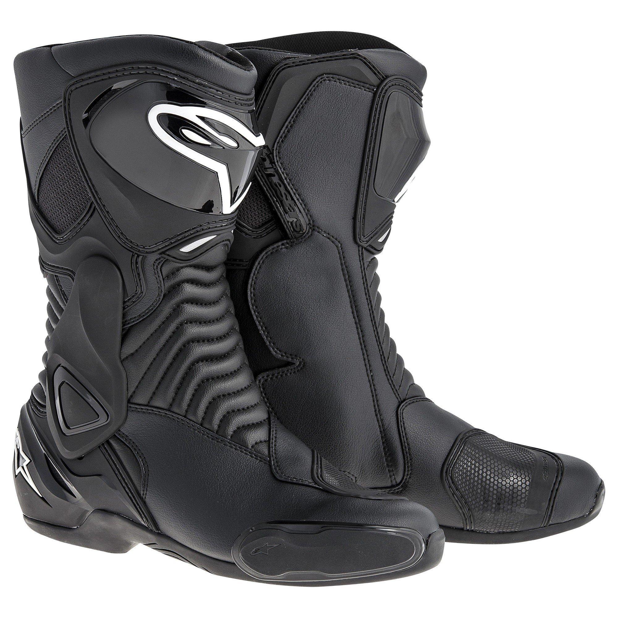Sportovní motocyklové boty S-MX 6 (černé) 45