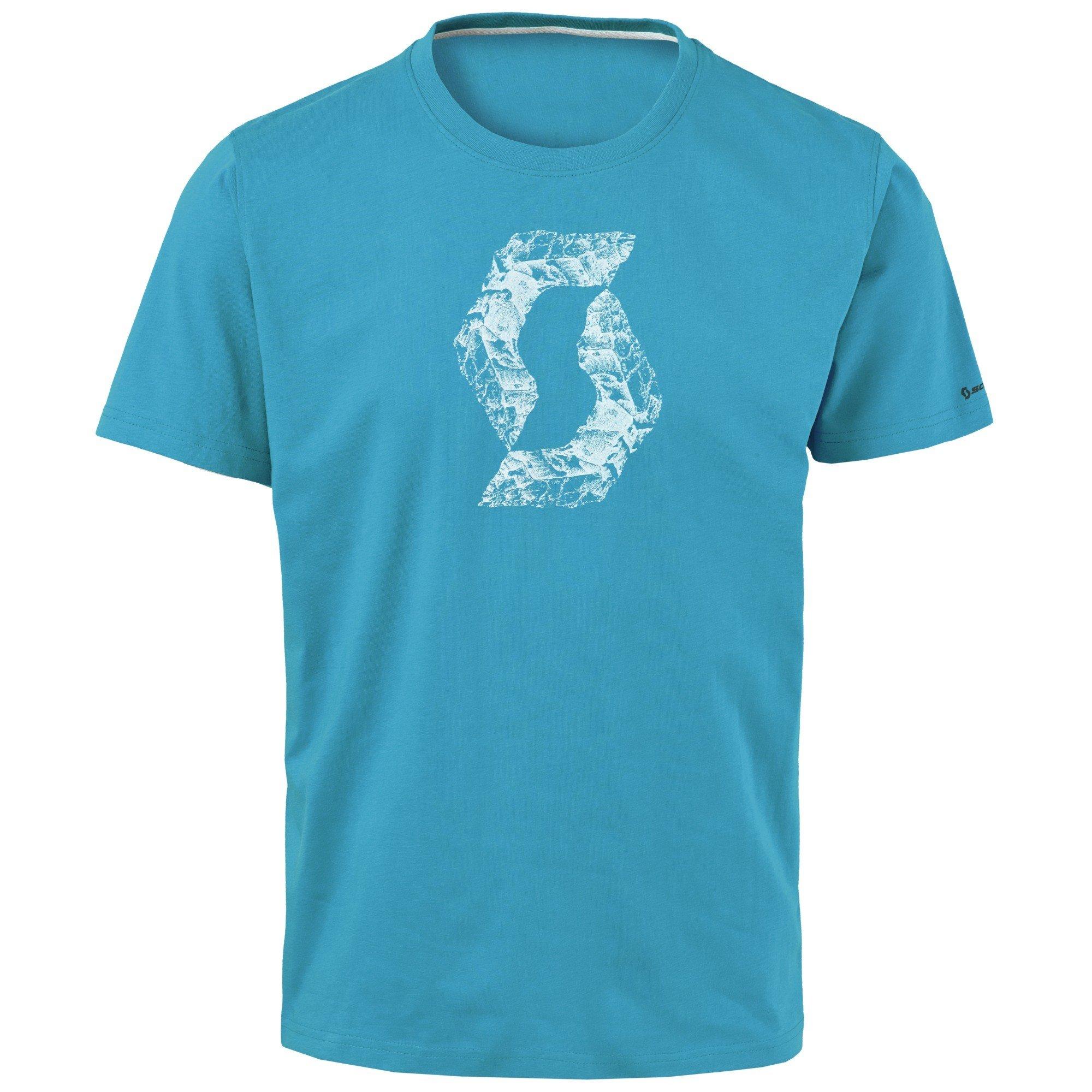Scott Pánské tričko 10 Promo Vibrant, XXL