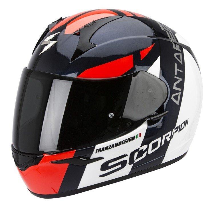 Scorpion EXO 410 AIR Antares /Red L (59/60)