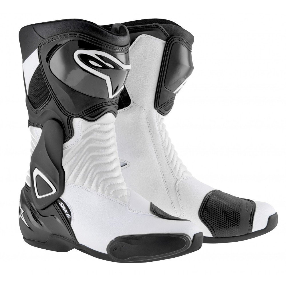 Alpinestars SMX-6 White/Black 43