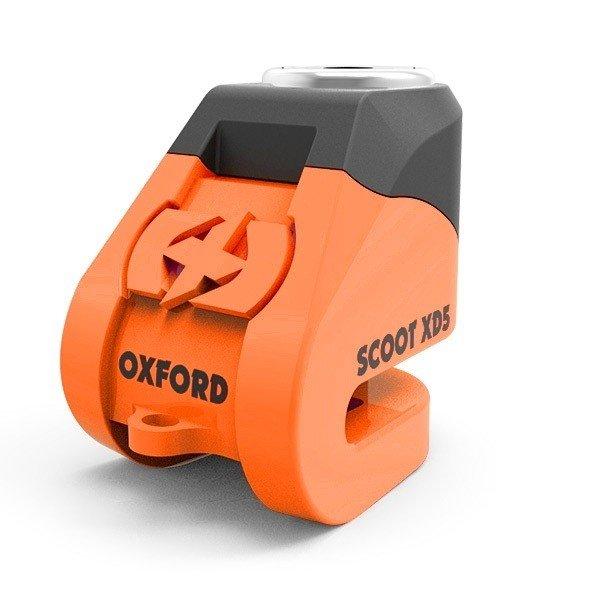Oxford Scoot XD5 Orange