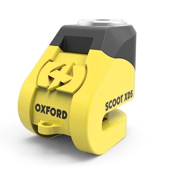 Oxford Scoot XD5 Yellow