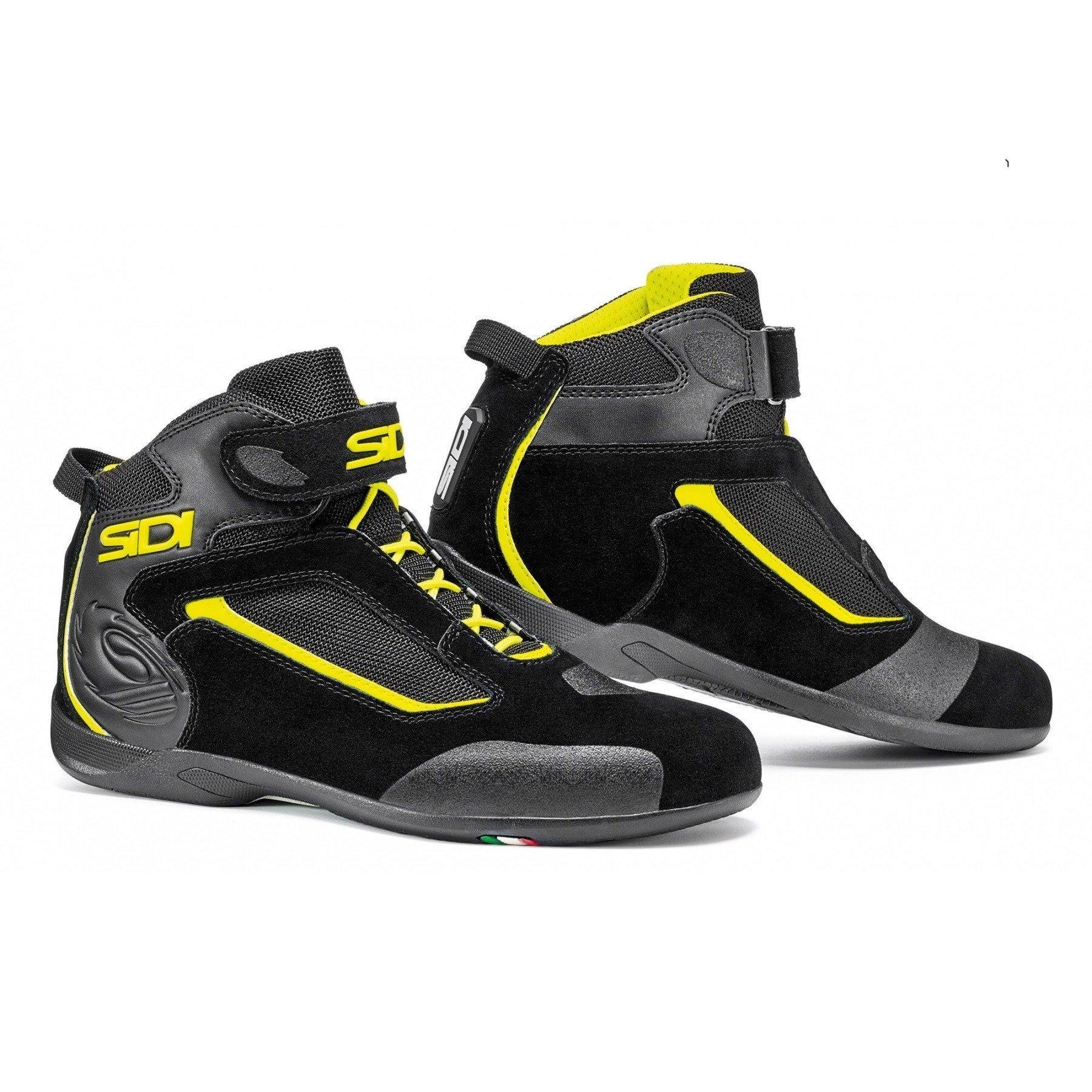 SIDI GAS Black/Yellow 38