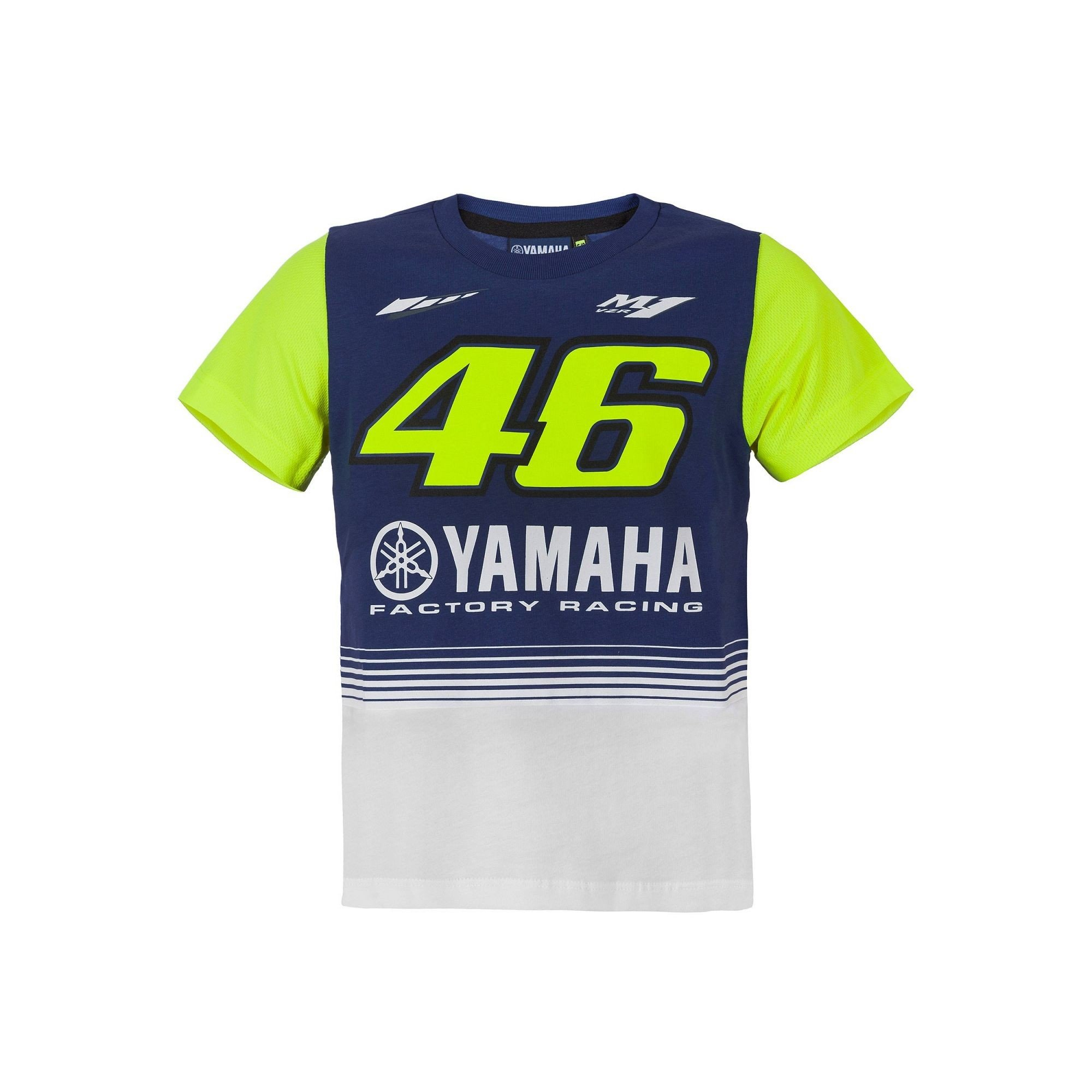 Vr46 Dětské triko Yamaha 1-2 roky