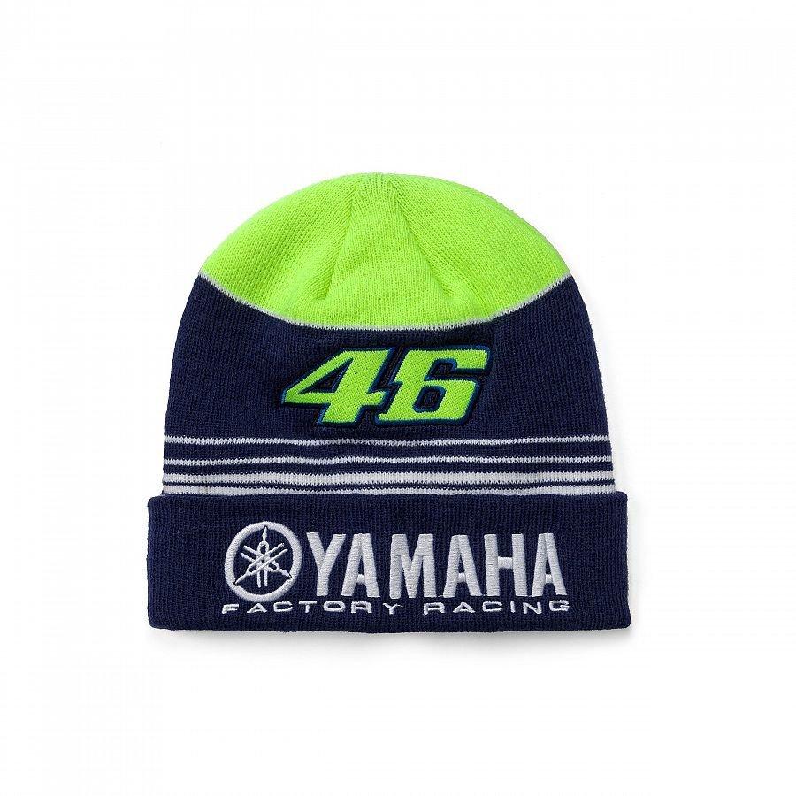 Vr46 Zimní čepice Yamaha