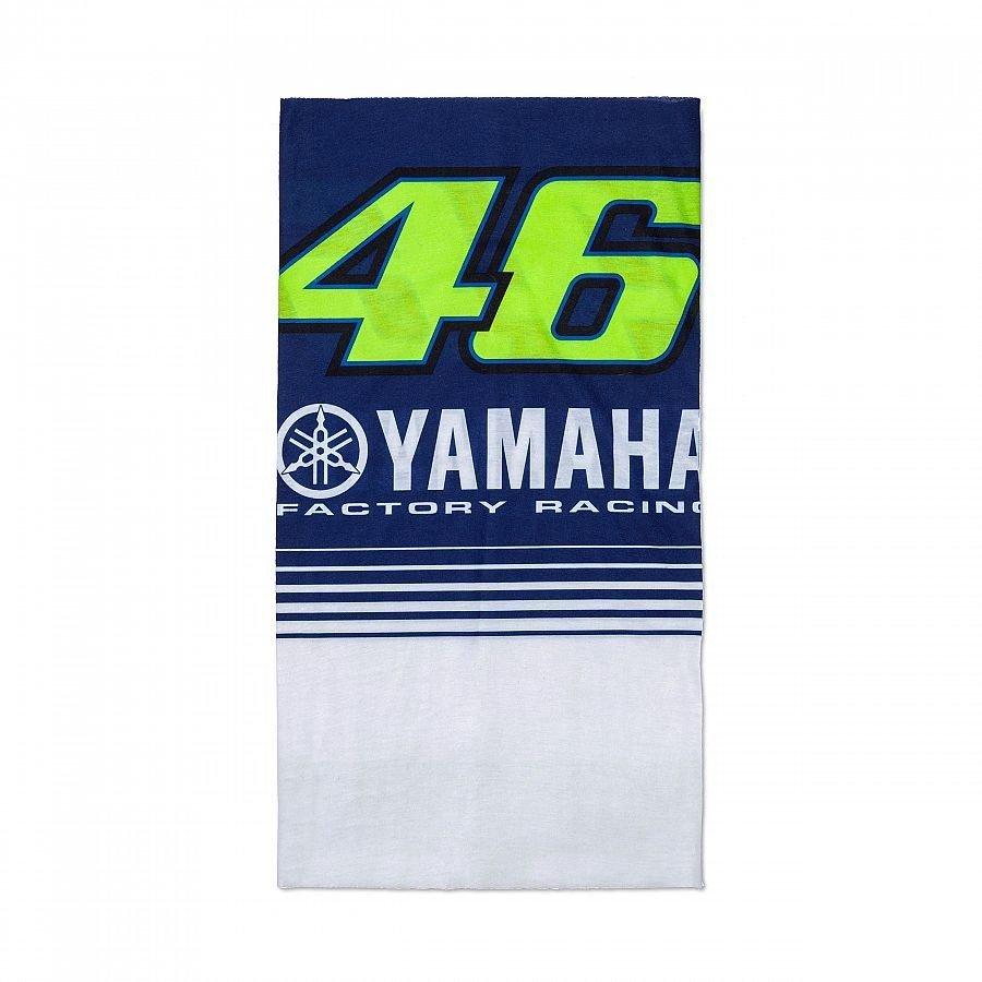 Motocyklový šátek Valentino Rossi VR46 Yamaha