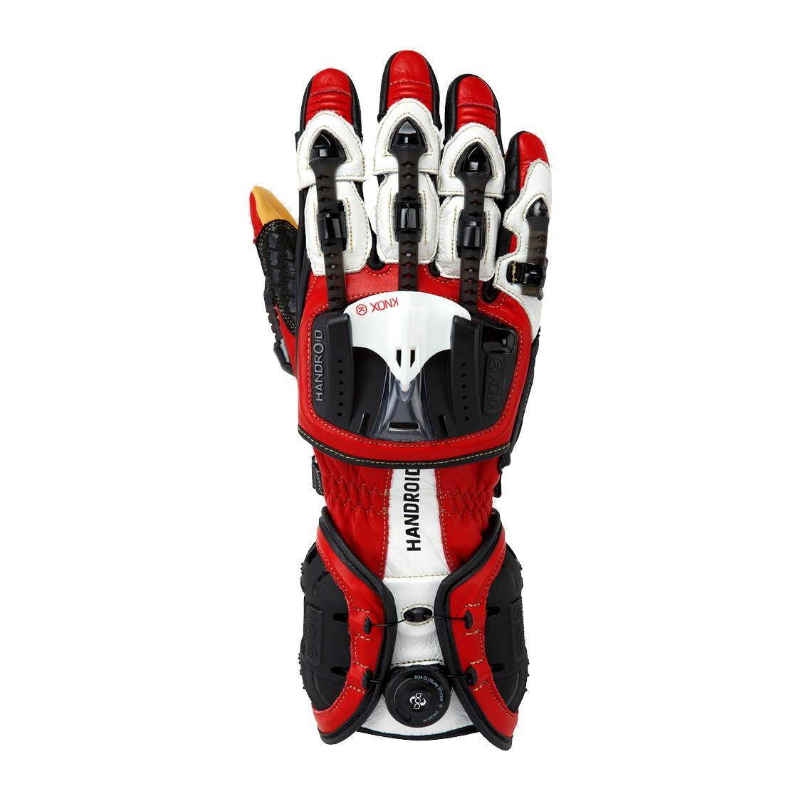 Knox Handroid Red XS