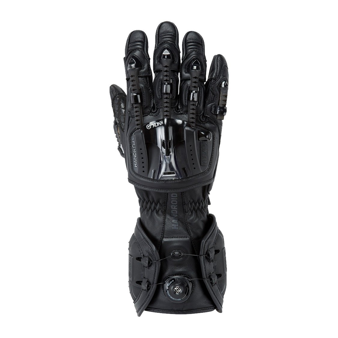 Knox Handroid All Black XL