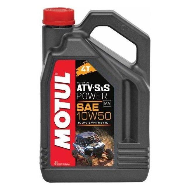 Motul ATV SxS Power 4T 10W50 4L