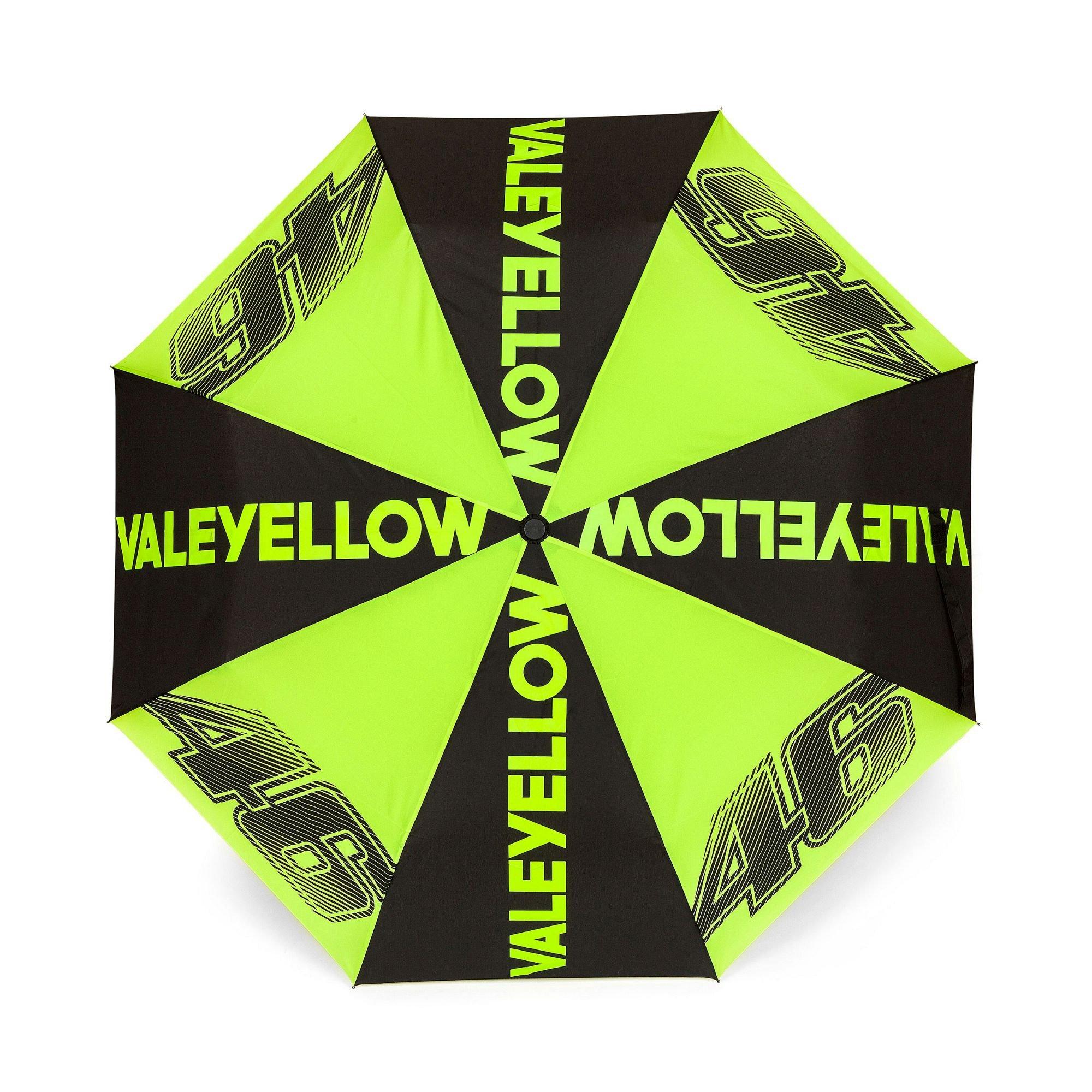 Malý skládací deštník Valentino Rossi 46 ValeYellow