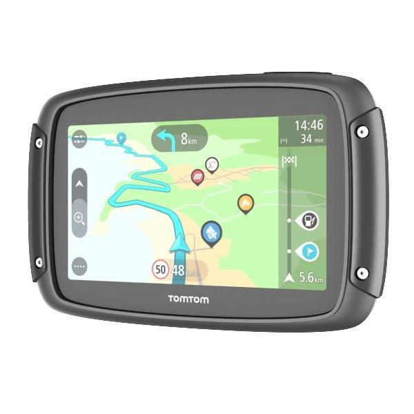 Motocyklová GPS navigace TomTom Rider 450 Premium Pack (s doživotní aktualizacací map)
