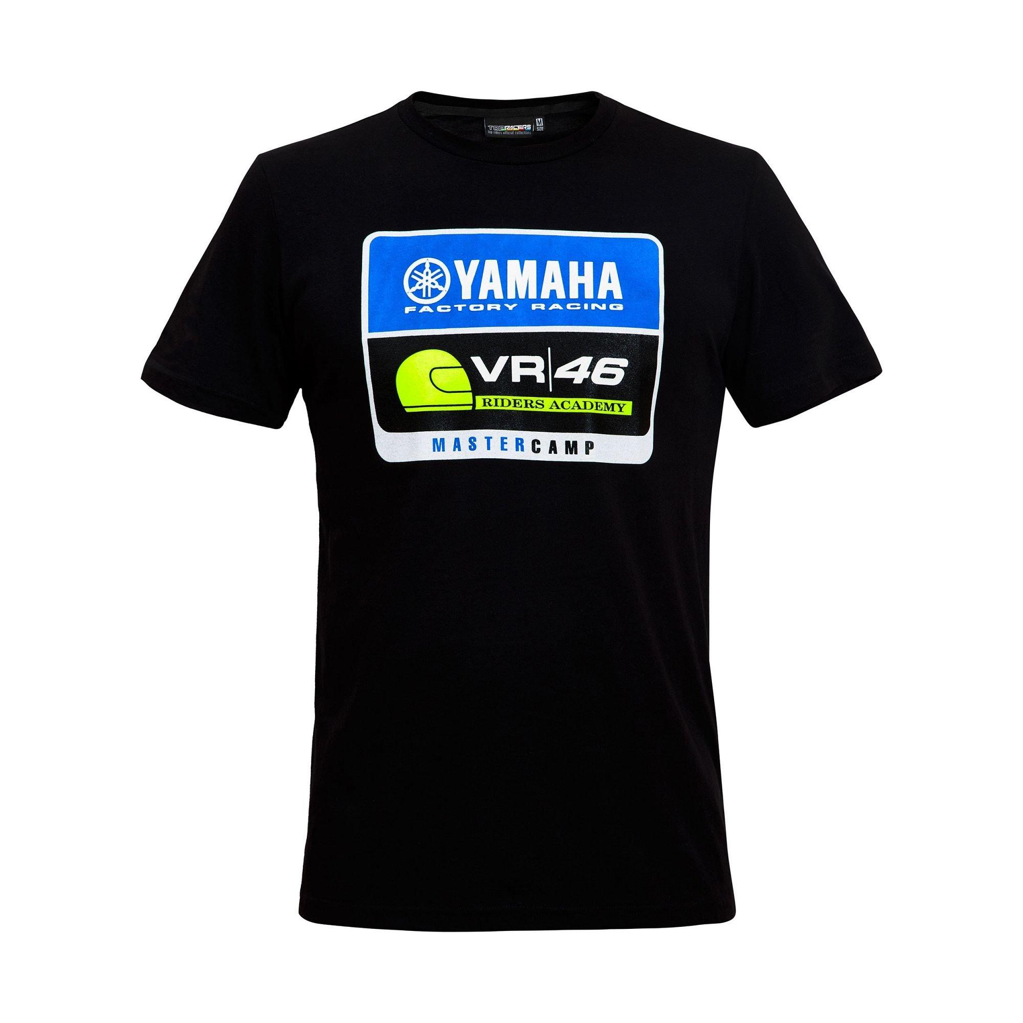 Vr46 Pánské triko Yamaha Mastercamp 2017 XL