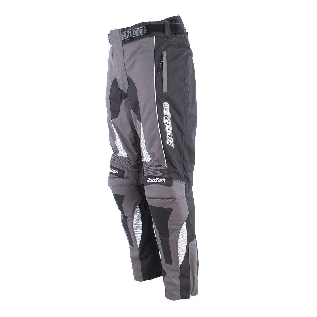 Pánské textilní kalhoty BOLDER Enduro 2067 (šedé) S