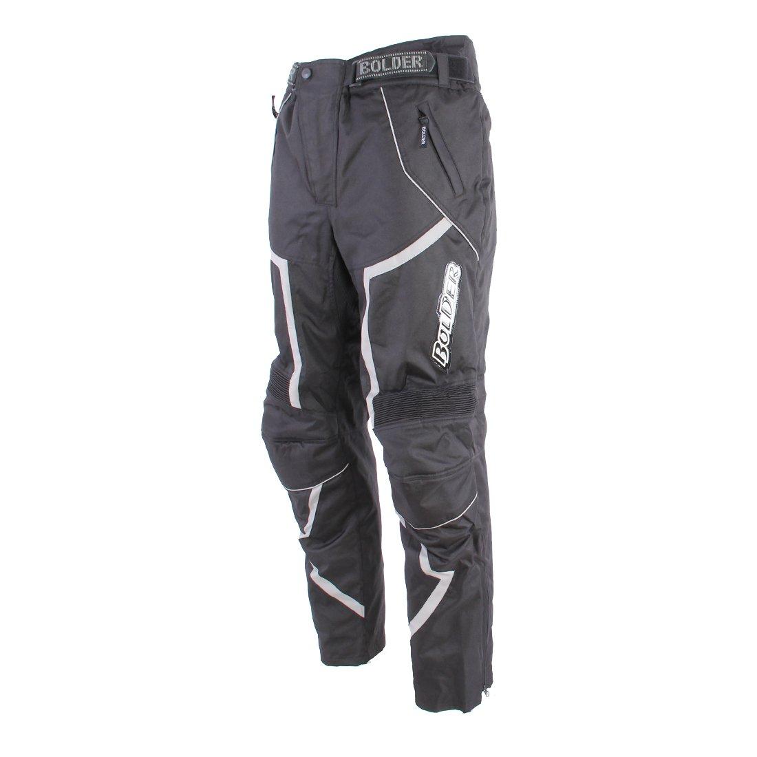 Motocyklové kalhoty BOLDER Enduro 544 (černé) S