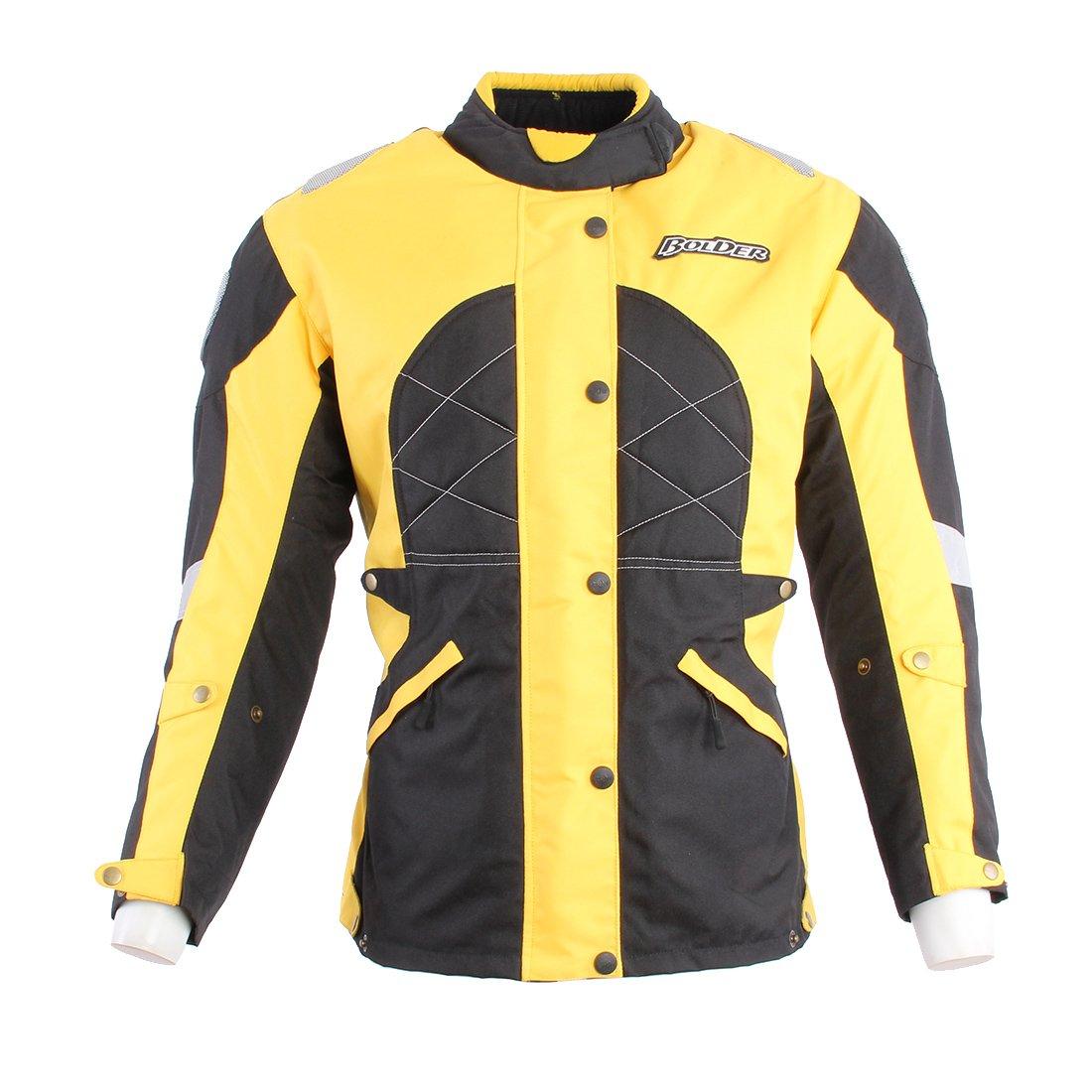 Bolder 10035 žlutá XS