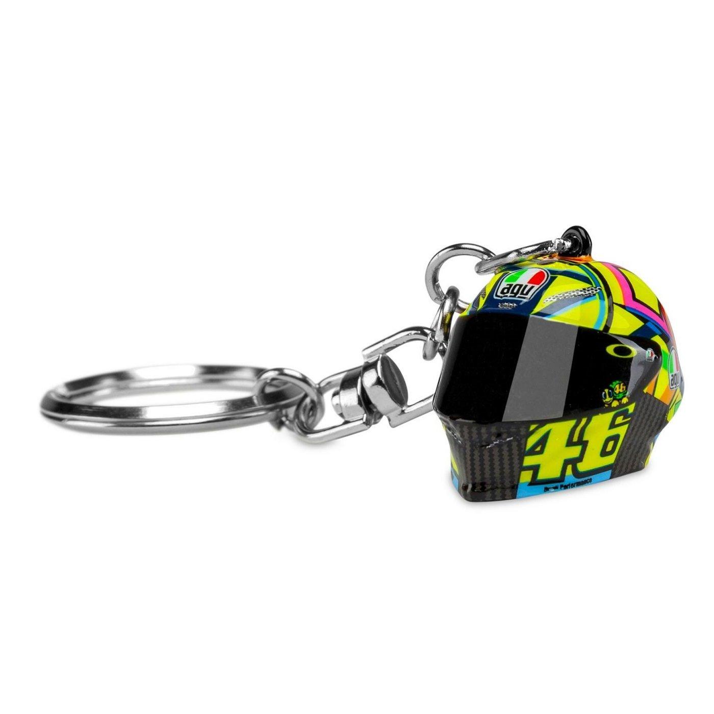 PVC klíčenka Valentino Rossi VR46 Helmet 2016