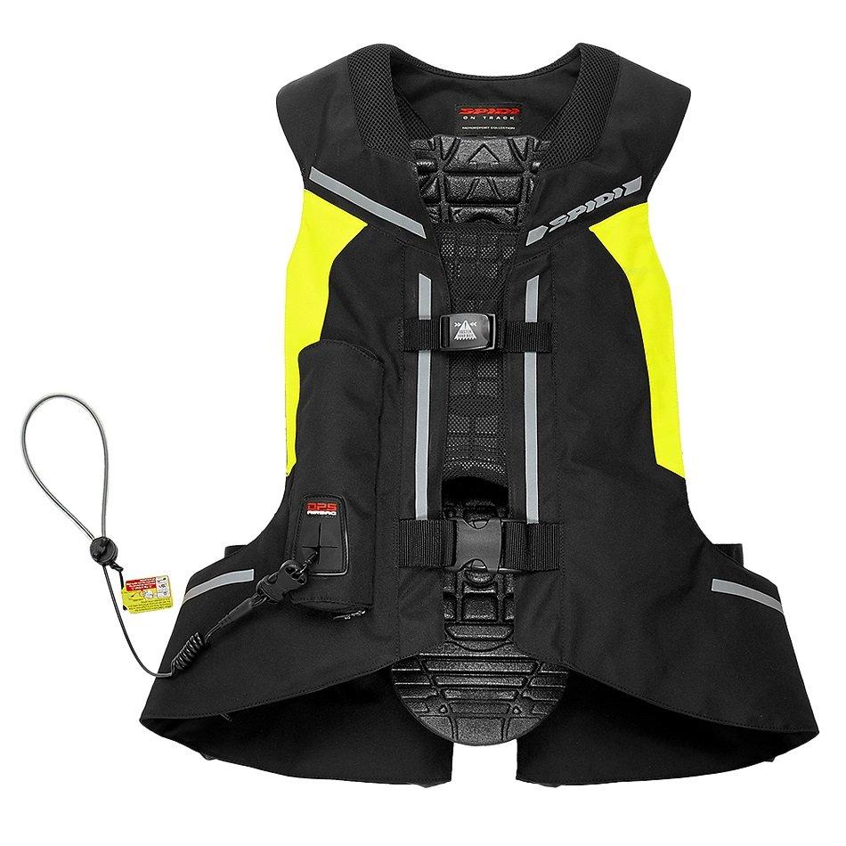 Spidi Full DPS Vest black/yellow fluo M