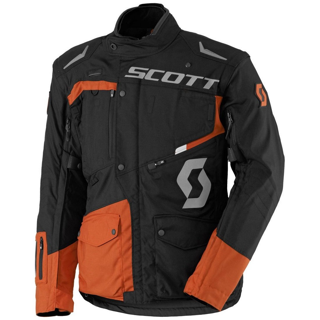 Scott Bunda Dualraid DP black/orange XL