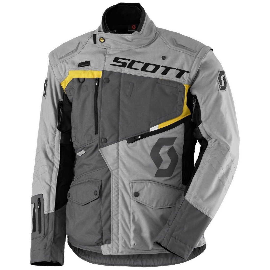 Scott Bunda Dualraid DP grey/yellow XL