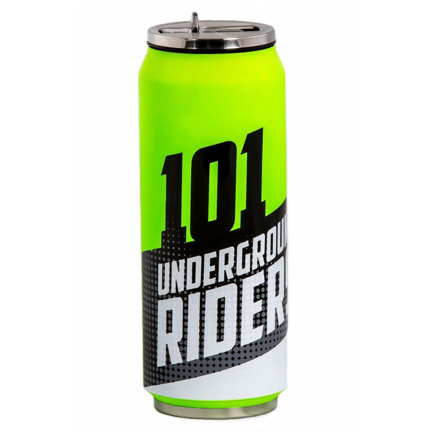 101 riders Termolahev RD green fluo