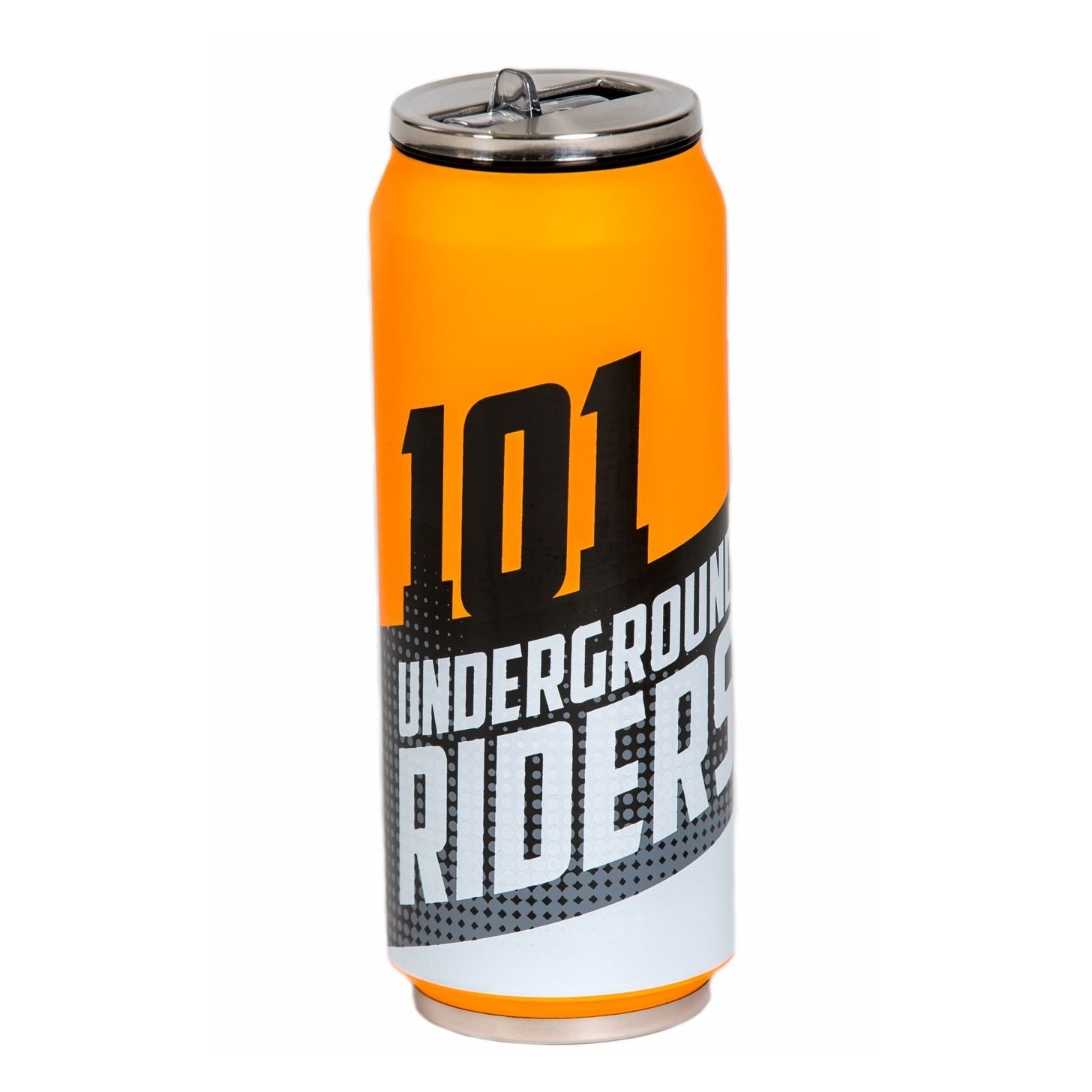 101 riders Termolahev RD orange fluo