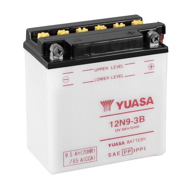 Yuasa / Toplite 12N9-3B