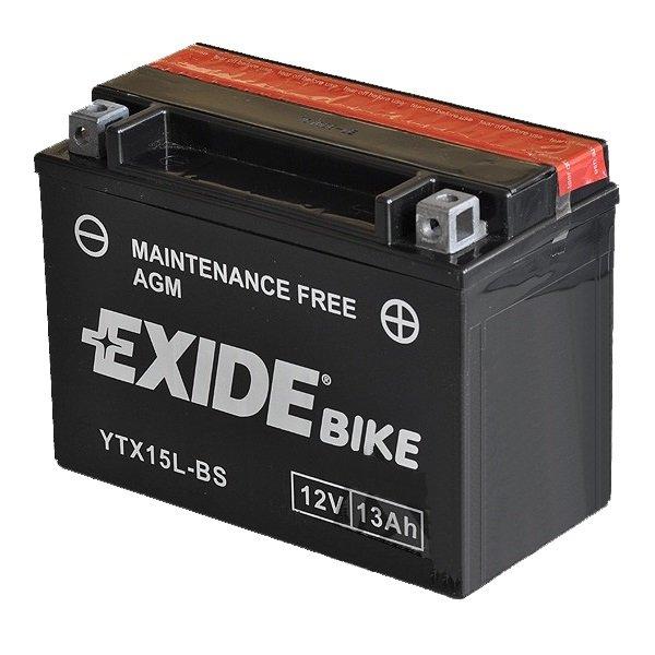 Exide YTX15L-BS, ETX15L-BS