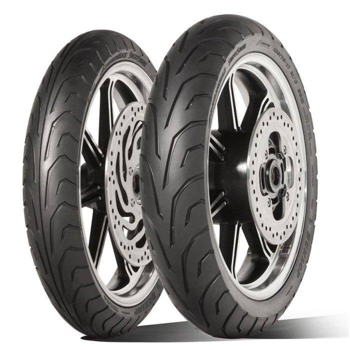 Dunlop STREETSMART 110/80 R17 57H