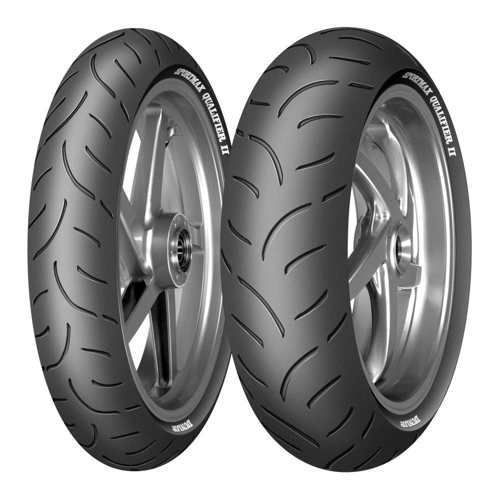 Dunlop Sportmax QUALIFIER II 190/50 R17 73W