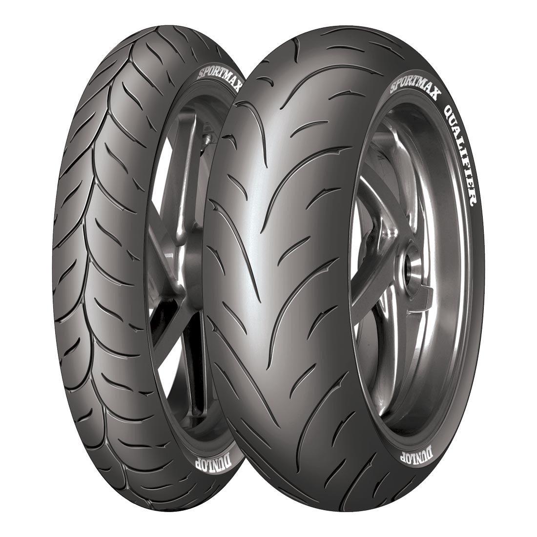 Dunlop Sportmax Qualifier 120/60 R17 55W