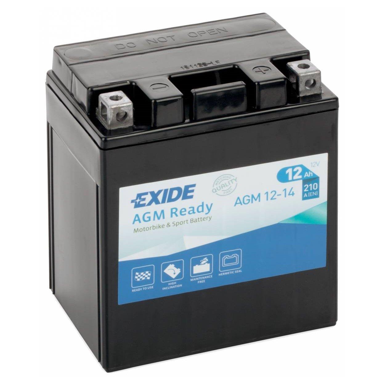 Exide AGM12-14