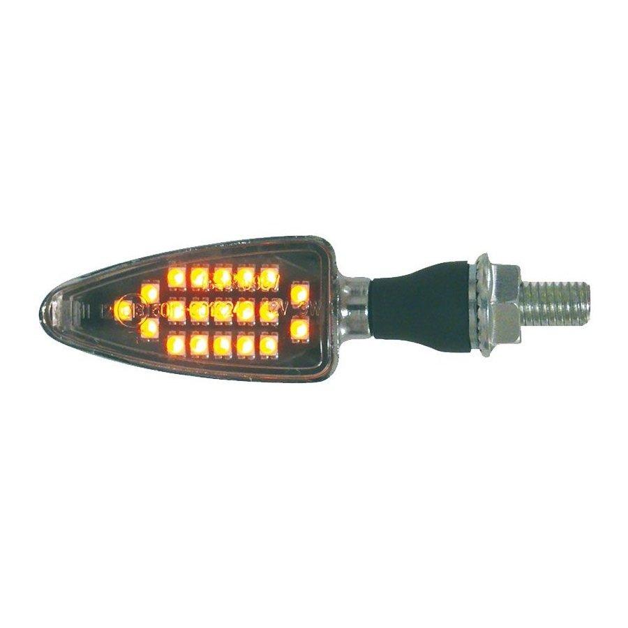 Far Micro Style 6987 carbon LED (pár)