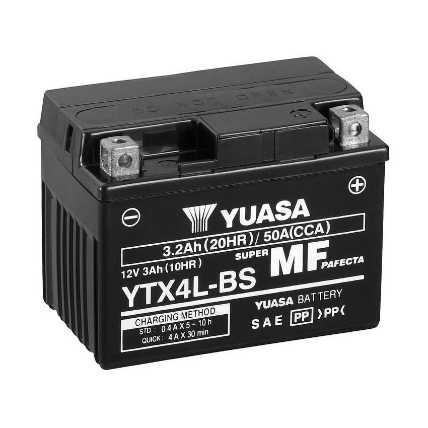 Yuasa / Toplite YTX4L-BS