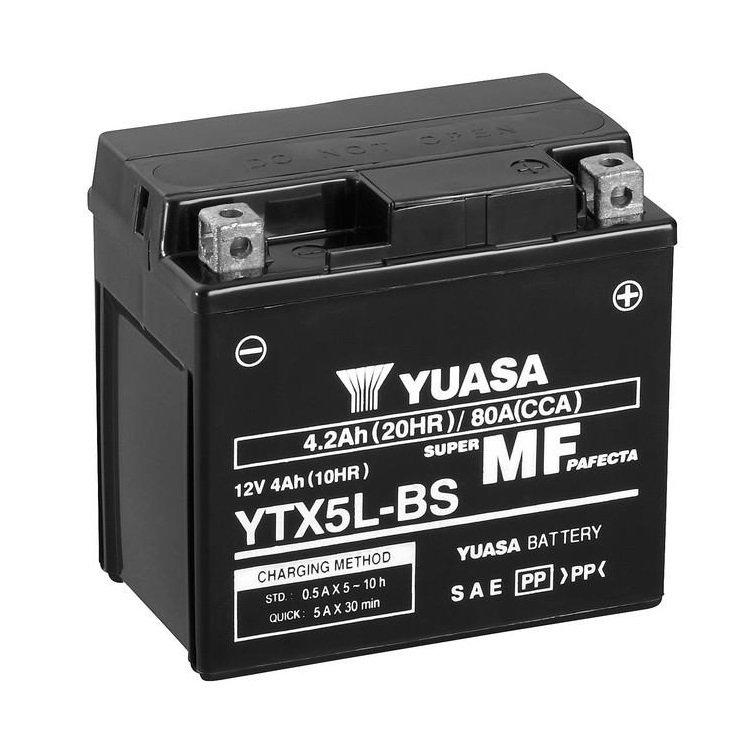 Yuasa / Toplite YTX5L-BS
