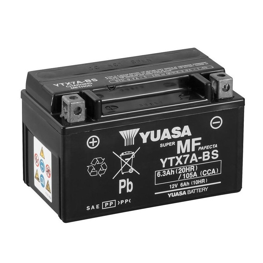 Yuasa / Toplite YTX7A-BS