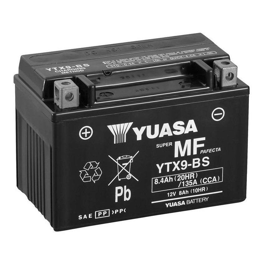 Yuasa / Toplite YTX9-BS