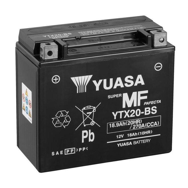 Yuasa / Toplite YTX20-BS