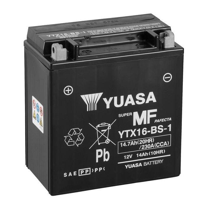 Yuasa / Toplite YTX16-BS-1
