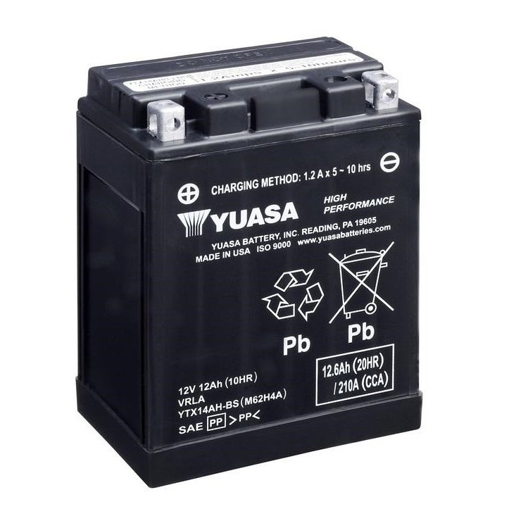 Yuasa / Toplite YTX14AH-BS