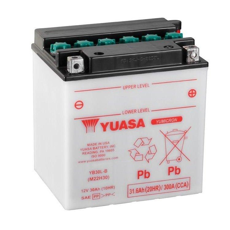 Yuasa / Toplite YB30L-B