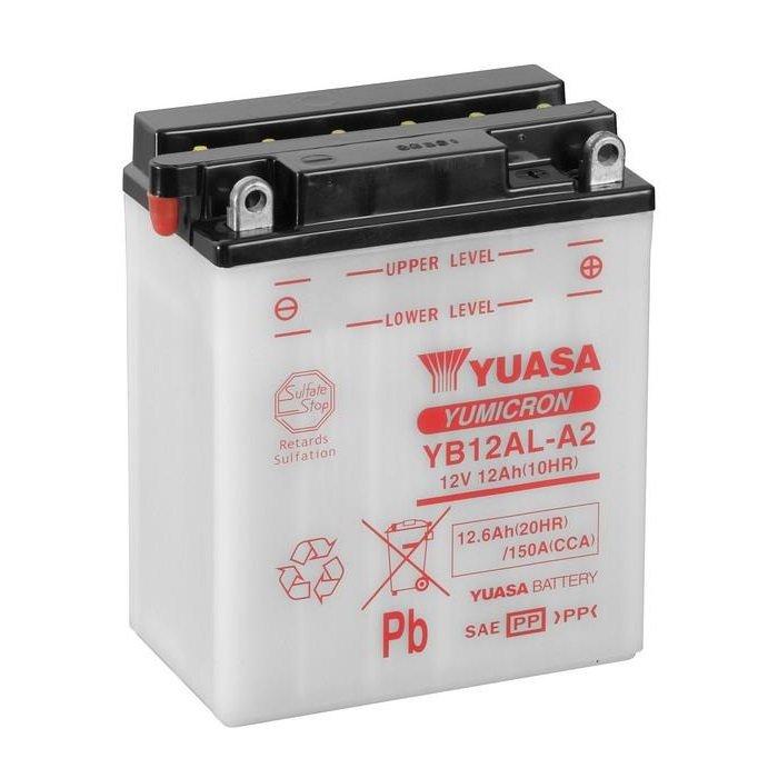 Yuasa / Toplite YB12AL-A2