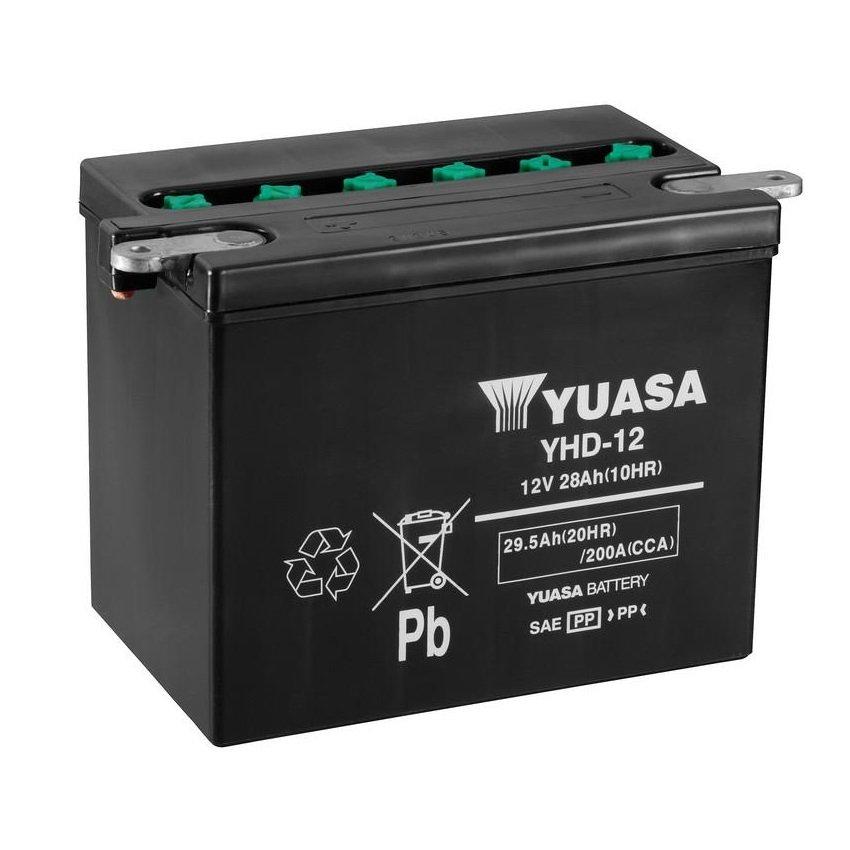 Yuasa / Toplite YHD-12