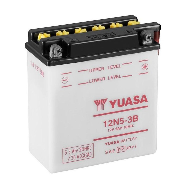 Yuasa / Toplite 12N5-3B