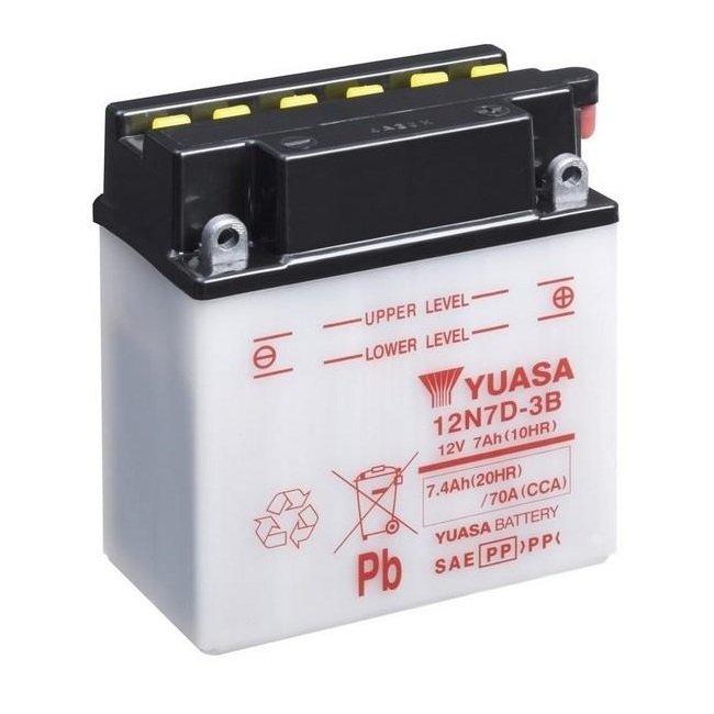 Yuasa / Toplite 12N7D-3B