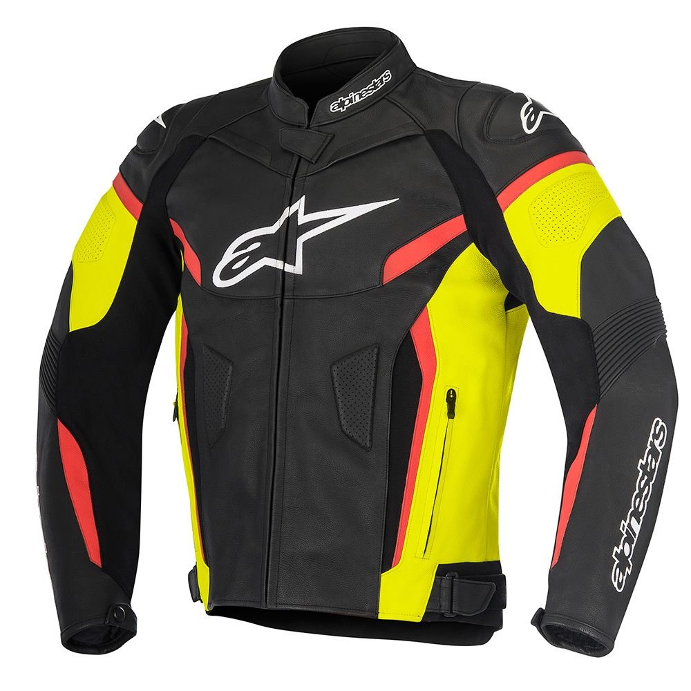 Alpinestars GP Plus R V2 černo-žluto-červená 48