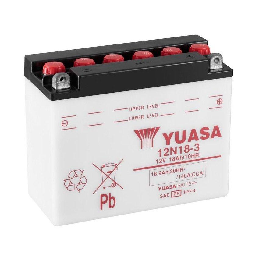 Yuasa / Toplite 12N18-3