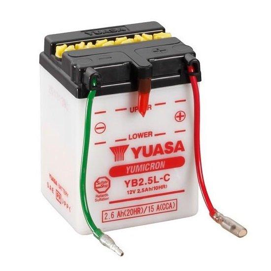Yuasa / Toplite YB2,5L-C