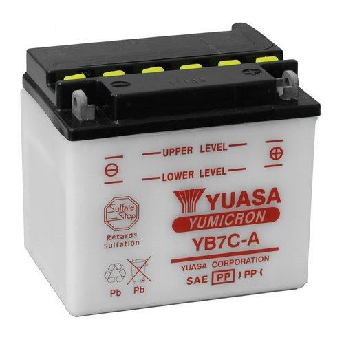 Yuasa / Toplite YB7C-A