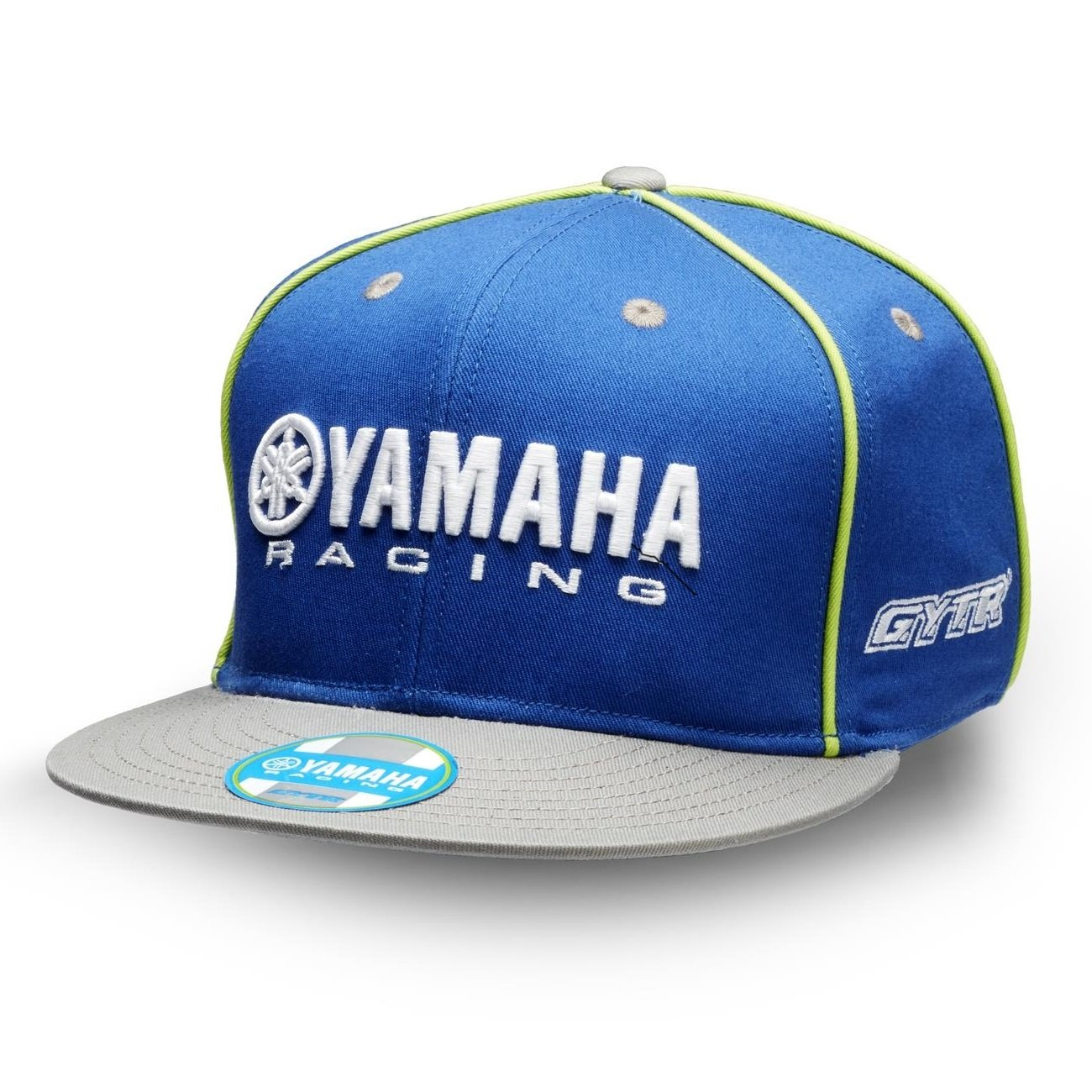 Yamaha Kšiltovka MX Gytr modrá/bílá