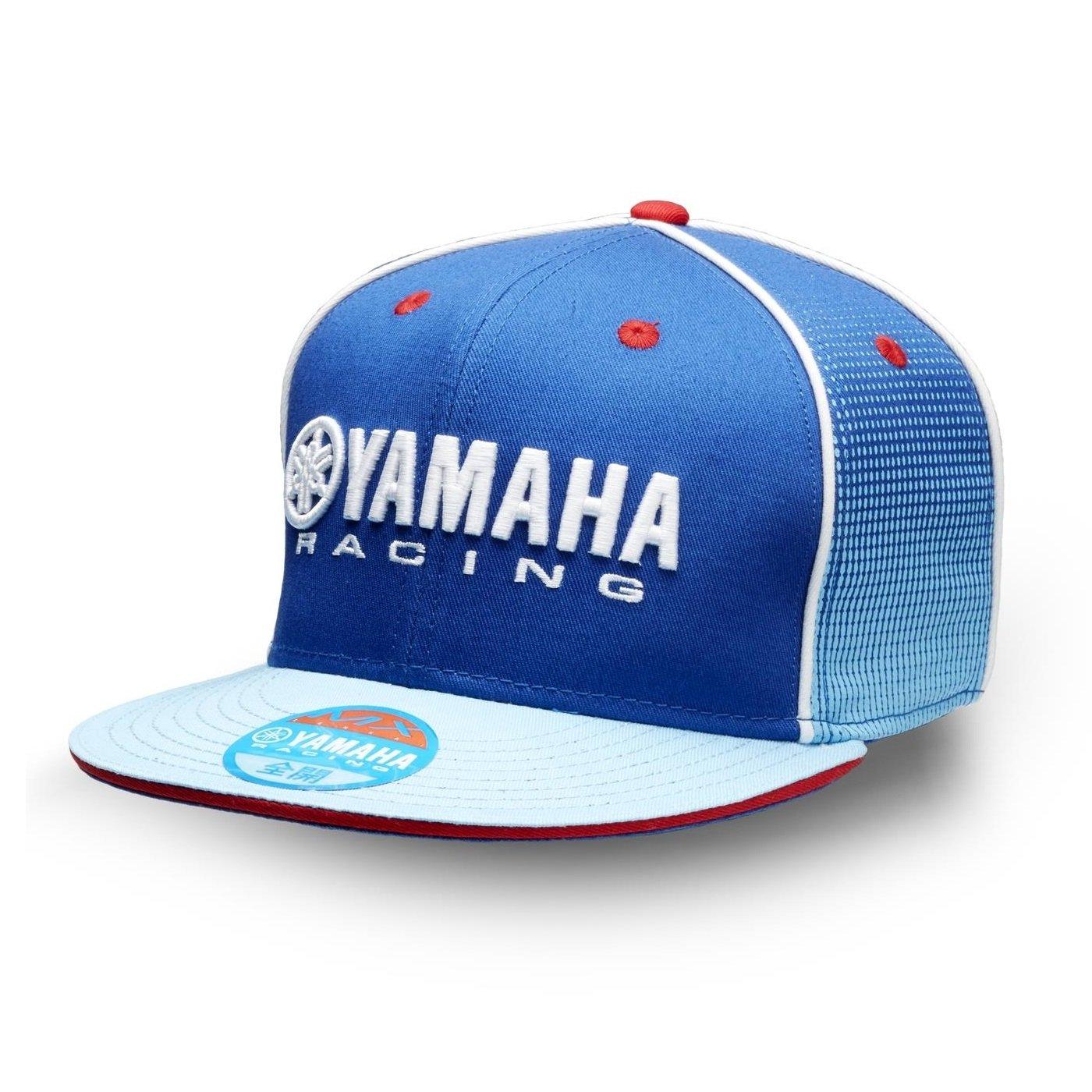 Yamaha Dětská kšiltovka MX Zenkai Kids modrá